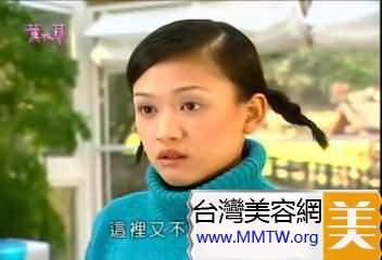 陳喬恩華麗變身 從賣花姑娘到胸咚教主