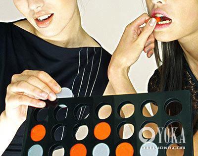 愛上專業彩妝的六大理由