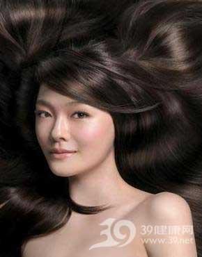 明星美女也有她的護髮經驗