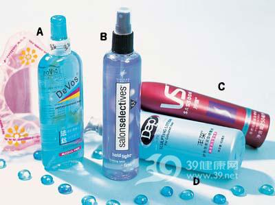 護髮產品你會用嗎?