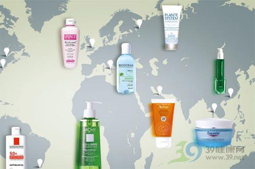 世界最全面的藥妝品牌大搜羅