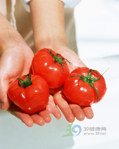 西紅柿美白面膜