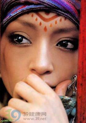 印度美妝秘籍