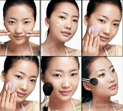 終極挑戰「透明」美妝