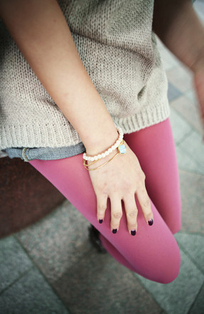 長期穿絲襪會讓肌膚變乾燥