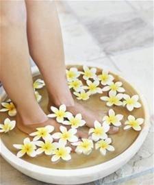 春夏美足 讓美麗從頭到腳