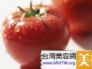 11款高效美白祛斑面膜DIY-西紅柿美白面膜