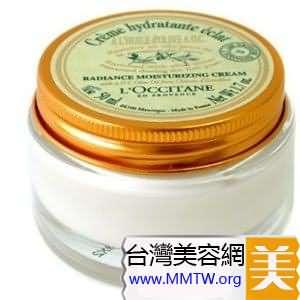 歐舒丹橄欖亮膚保濕霜