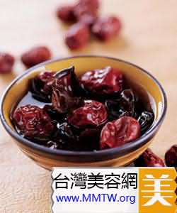 紅棗是女性養生佳品