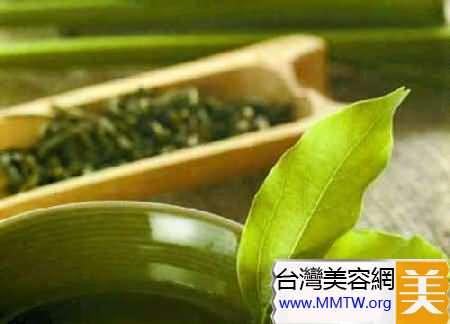 綠茶洗浴美膚防癌