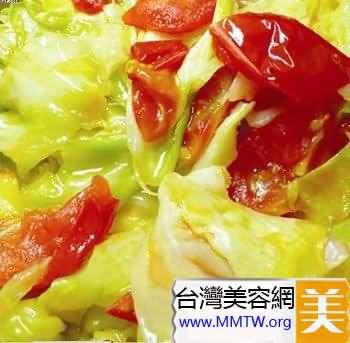 四、抗衰老食品:圓白菜