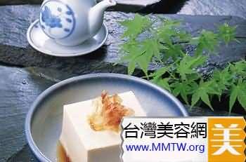 三、抗衰老食品:豆腐