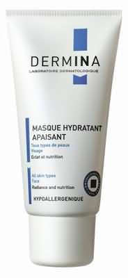 歐敏膚舒緩保濕面膜-50ml