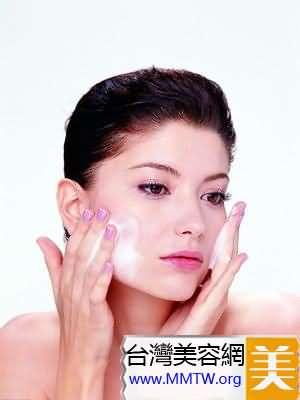 飯後先洗臉