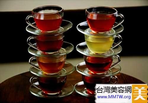 10款專屬OL美膚茶