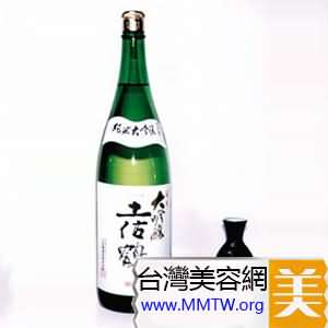 日本清酒洗面法