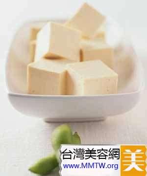 豆腐——活膚、滋潤、美白