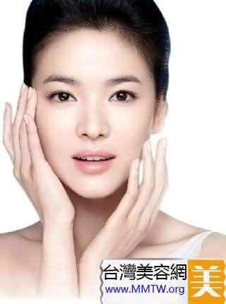 中性肌膚妝前保養法