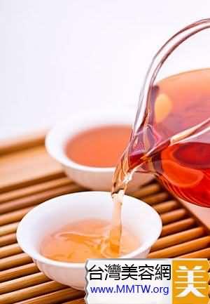 普洱茶+蜂蜜