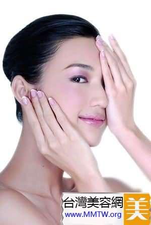眼部護理:日常5步護理