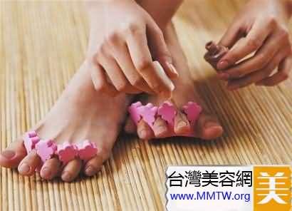 足部肌膚也需要完美呵護