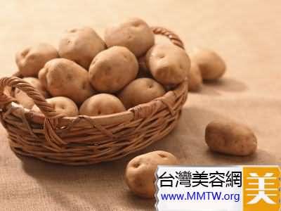 土豆胡蘿蔔面膜