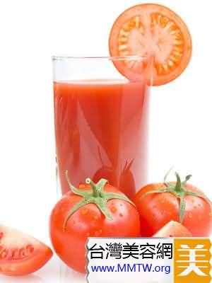 最好的防曬食物西紅柿
