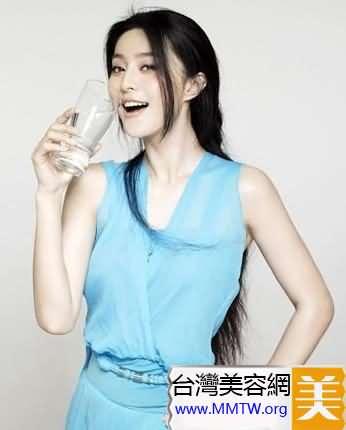喝這些水讓女人迅速變美麗