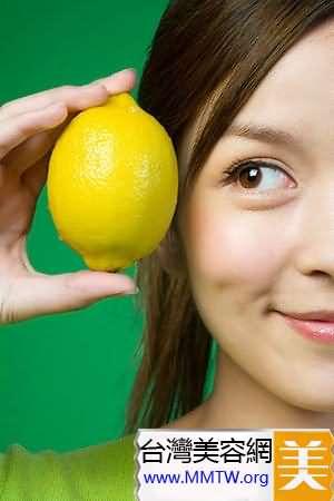 檸檬去除脂肪粒