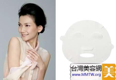 姜培琳曬後敷美白滋潤面膜