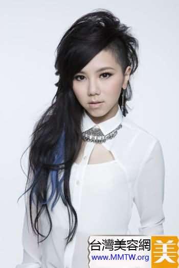 我是歌手2鄧紫棋特妝容