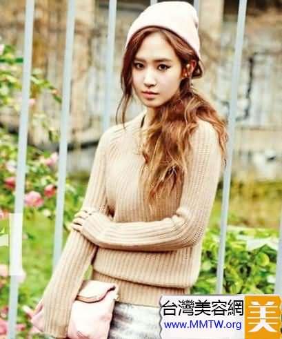 2014年韓妝潮流 橘粉帶來春天氣息