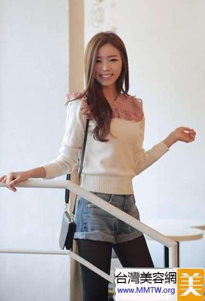 針織衫最IN韓系混搭