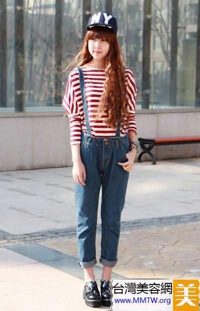 春季怎樣搭配休閒褲 襯衣T恤穿出舒適感
