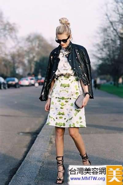 春季實穿短外套 敞開披著穿更有型