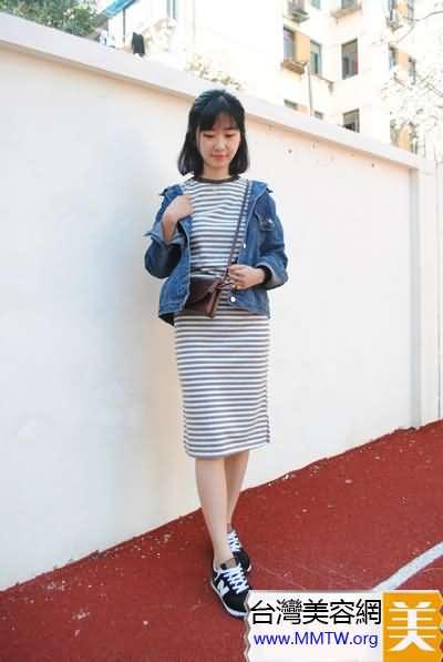 3月條紋衫顯瘦搭配 穿出清新時尚氣質