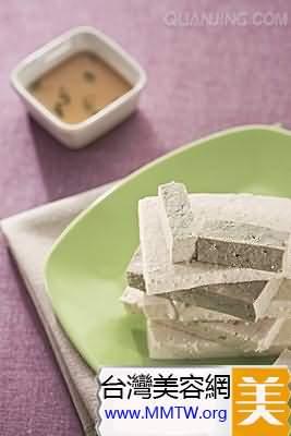 小蔥拌豆腐