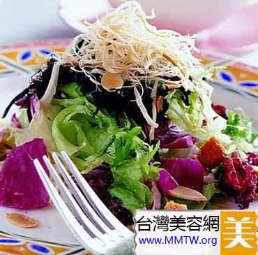 這樣吃蔬菜沙拉才能減肥(圖)