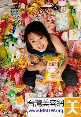 各式各樣的零食你控制的住嗎?