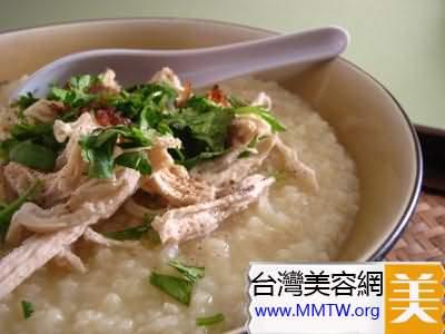 雞肉薏米粥