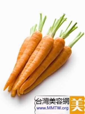 胡蘿蔔維生素含量豐富
