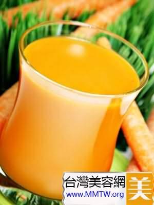 鮮搾胡蘿蔔汁