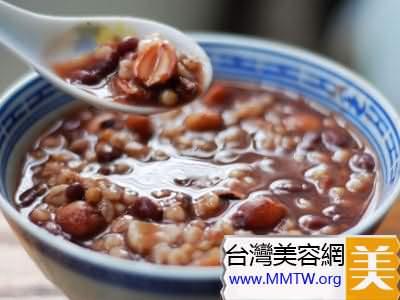 芸豆紅豆粥