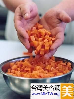 水煮胡蘿蔔