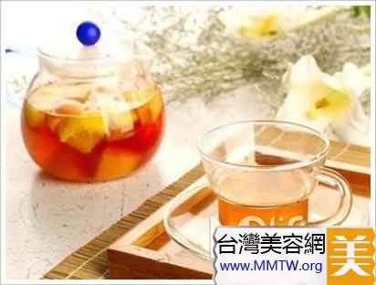 消脂喝檸檬茶