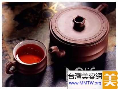 積食喝普洱茶