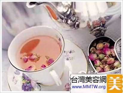 護胃喝玫瑰花茶