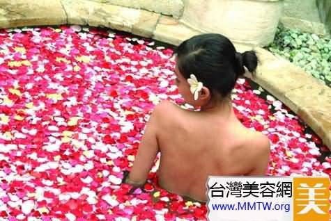 玫瑰花瓣要新鮮乾淨