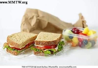 早餐建議吃全麥麵包