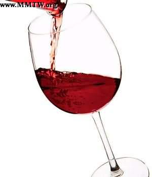 每週可飲用2杯紅酒